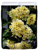 Loving Yellow Duvet Cover