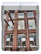 Lowe Mill Art Studios Huntsville Alabama Usa Duvet Cover