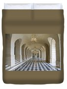 Lower Gallery Versailles Palace Duvet Cover