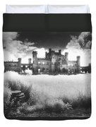Lowther Castle Duvet Cover by Simon Marsden
