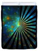 Lucky Star-image Duvet Cover