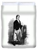 Lucy Stone (1818-1893) Duvet Cover