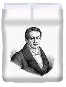 Ludwig Tieck (1773-1853) Duvet Cover