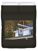 Luncheons And Dinners Duvet Cover