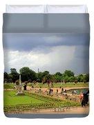 Luxembourg Gardens Duvet Cover