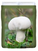 Lycoperdon Duvet Cover