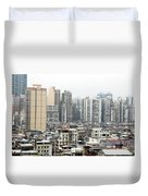 Macau View Duvet Cover