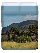 Maccarthy Mor Castle Ireland Duvet Cover