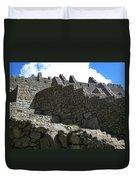 Machu Picchu Peru 12 Duvet Cover