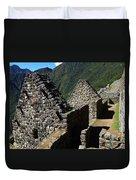 Machu Picchu Peru 8 Duvet Cover