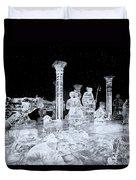 Made Of Ice V5 Duvet Cover