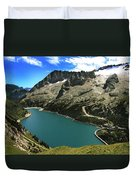 Magic Lake Duvet Cover