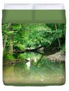 Magic Pond Duvet Cover