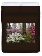 Magical Azaleas At Callaway Botanical Gardens Duvet Cover