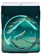 Magical Eve Duvet Cover