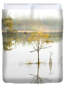 Magical Morning Duvet Cover
