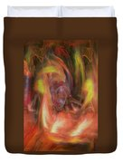 Magical Mystery Duvet Cover