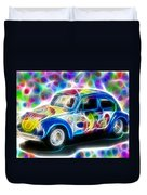 Magical Peace Bug Duvet Cover