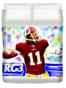 Magical Rg3 Duvet Cover