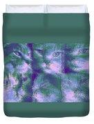 Magnificent Feline Duvet Cover