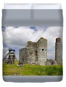 Magpie Mine - Sheldon In Derbyshire Duvet Cover