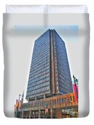 Main Place Tower Duvet Cover