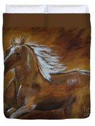 Majestic Freedom Duvet Cover