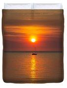 Majestic Sunset Duvet Cover