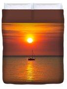 Majestic Sunset V2 Duvet Cover