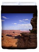 Majestic Views - Canyonlands Duvet Cover