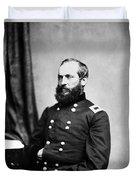 Major General Garfield, 20th American Duvet Cover