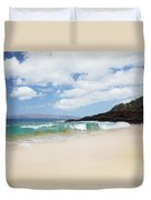 Makena Coast Duvet Cover