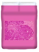 Mammary Gland Lm Duvet Cover