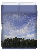 Man-of-war Cay Is A Protected Mangrove Duvet Cover