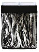 Mangrove Tentacles  Duvet Cover