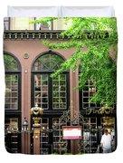 Manhattan Morning Duvet Cover
