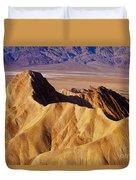 Manley Beacon Death Valley Duvet Cover