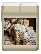 Mantegna: The Dead Christ Duvet Cover