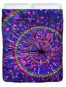 Many Rainbows Duvet Cover