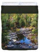 Marble Creek 1 Duvet Cover