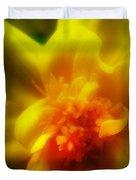 Marigolden Duvet Cover