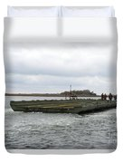 Marines And Sailors Tow An Improved Duvet Cover