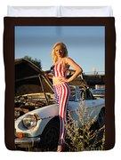 Marsha4 Duvet Cover