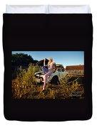 Marsha6 Duvet Cover