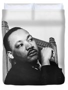 Martin Luther King, Jr Duvet Cover