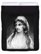 Mary Tighe (1772-1810) Duvet Cover