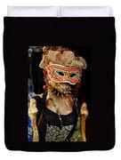 Mask Ball Duvet Cover