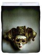 Mask Duvet Cover