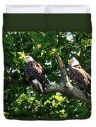 Mating Pair Duvet Cover