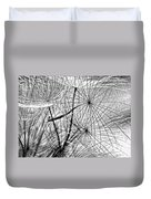Matrix Monochrome Duvet Cover